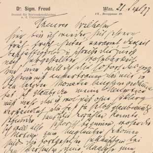 Sigmund Freud Essays by About This Collection Sigmund Freud Papers Digital Collections Library Of Congress