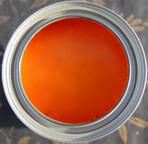 shades of orange paint shades of amber chalk paint color theory barcelona orange