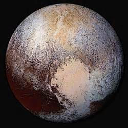 what color is pluto the 187 reinstating pluto as a planet