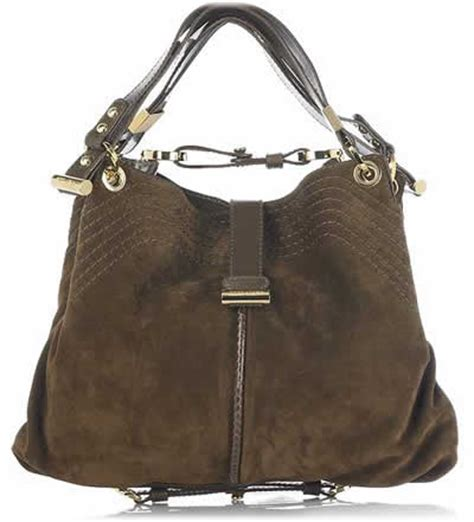 Jimmy Choo Alex Purse jimmy choo alex suede shoulder bag fab or drab purseblog