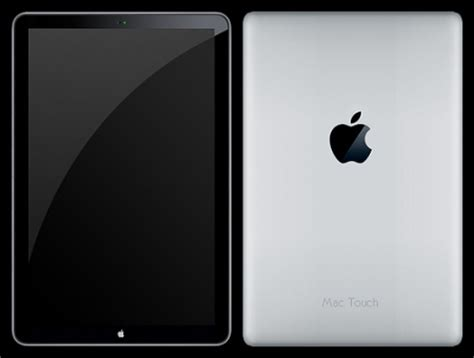 Mac Tablet mac tablet scheduled for 2010 analyst says