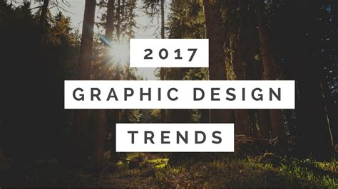 typography trends 2017 graphic design trends for 2017 minimalist environmental and bold