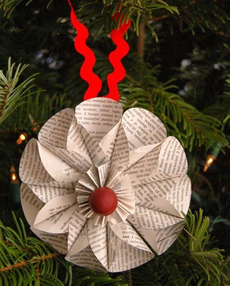 Weihnachtsdeko Papier Basteln by Weihnachtsdeko Selber Basteln Aus Papier Mit Anleitung