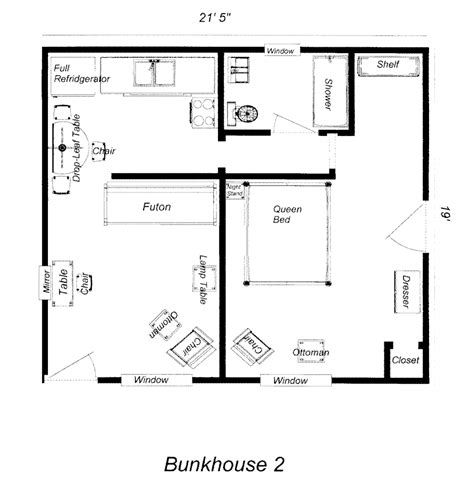bunk house plans cabins and lodging in woodland park colorado