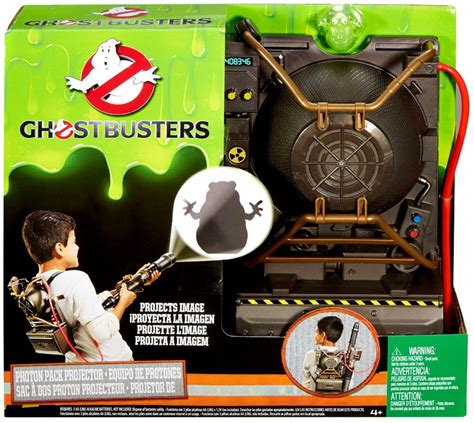 ghostbusters proton pack toys ghostbusters 2016 ecto minis proton pack projector