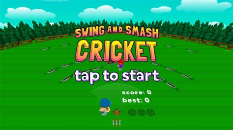 Swing Arm Smash swing and smash cricket play softwares axvkmmazwzdw mobile9