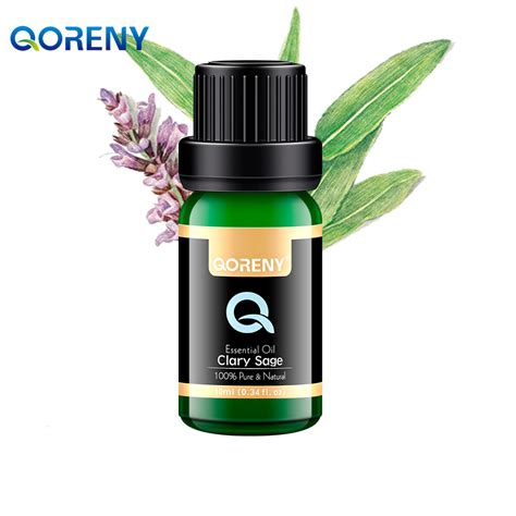 What Essential Oils Detox Hair by Shrink Pores Tighten Skin Clary Essential