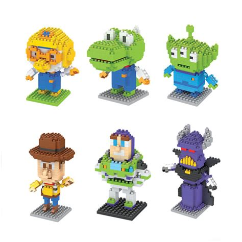 Dijamin Loz Lego Nano Block Story Buzz Lightyear buy wholesale from china
