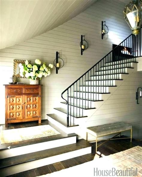 decorate staircase wall staircase wall decoration