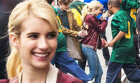 emma roberts film autolesionismo emma roberts is a sports photographer for thriller nerve
