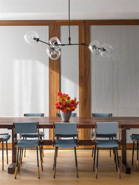 Dining Room Lighting Modern Midcentury Modern Dining Room Photos Hgtv