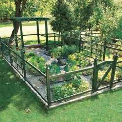 vegetable garden fence ideas the interior design