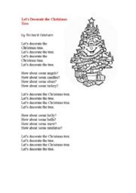 christmas tree poems for children tree poems for happy holidays