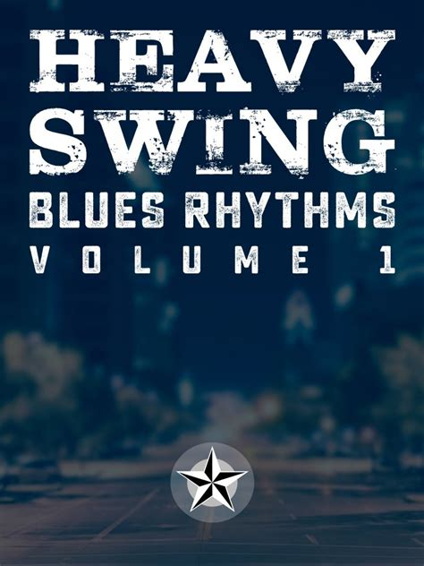 swing rhythm heavy swing blues rhythms volume 1