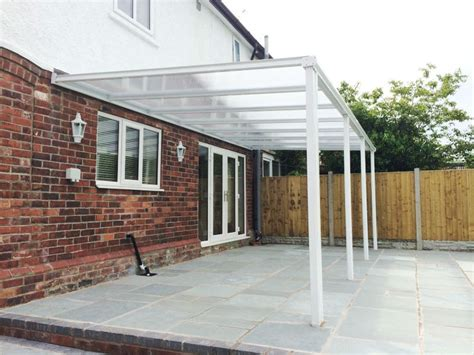 veranda uk garden verandas canoports uk supply only supply and