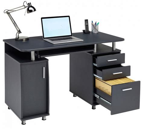 black home office desks computer desks uk home office desks office furniture