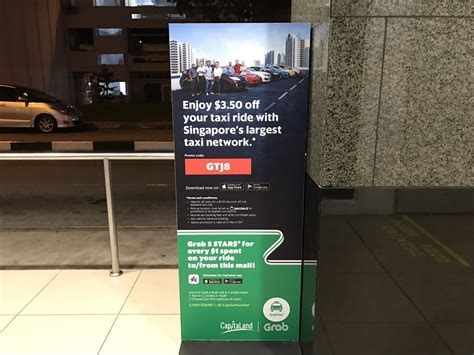 junction 8 new year promotion grab singapore enjoy 3 50 by booking a grabtaxi at