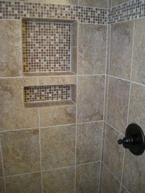 Shower Floor Tile Options by Best 25 Shower Tile Designs Ideas On Bathroom