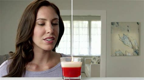 glade commercial actress redesigned glade candle tv commercial ispot tv