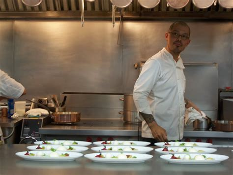 Chef S Table At Fare by Culinary Sagacity Cesar Ramirez Chef S Table At Fare Gets Two Michelin
