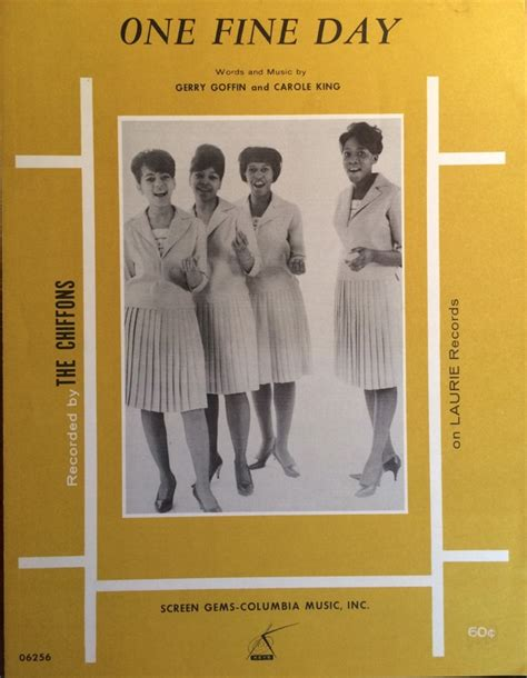 one fine day the 0688056318 45cat the chiffons one fine day why am i so shy laurie usa 3179