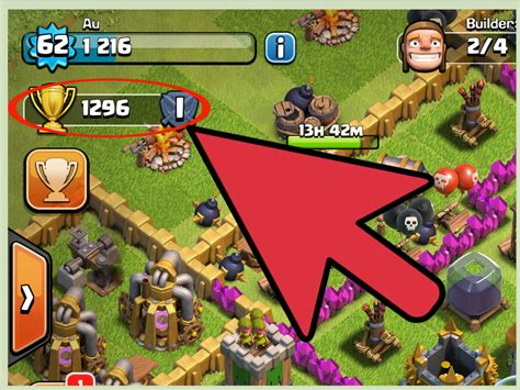 how to upgrade players in clash of clans how to farm in clash of clans with pictures wikihow