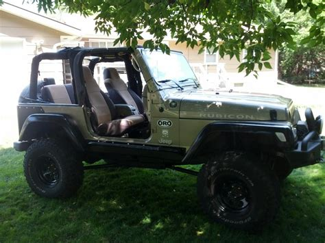 Jeep Wrangler For Sale Mn 2003 Jeep Wrangler Rubicon For Sale Waseca Minnesota