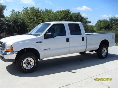 sell used 2000 ford f350 4x4 crew cab 7 3 diesel in port washington wisconsin united states