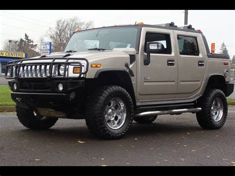 2006 hummer h2 sut information and photos momentcar
