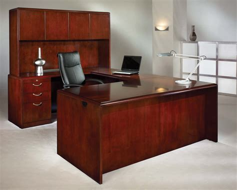 traditional contemporary home office furniture of wood