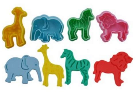 Cookies Cutter Animal Bulat cookie cutters that make you want to start baking