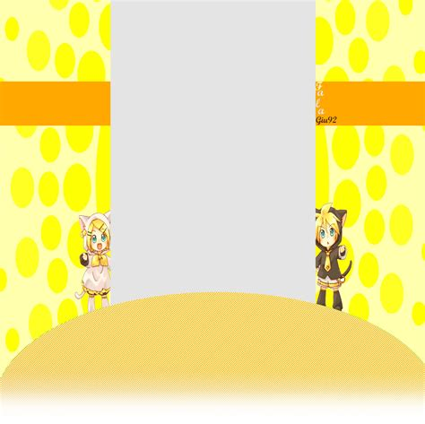 design len len and rin bg new design by falagiu92 on deviantart