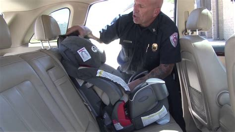 step and go 2 car seat installation car seat safety front facing install child placement