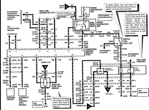 1996 ford explorer wiring diagram wiring diagram and