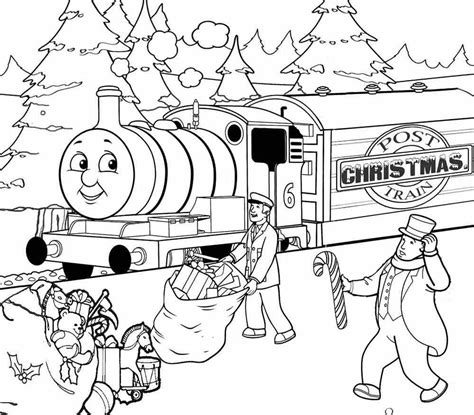 coloring page christmas train christmas train coloring pages toy coloring home