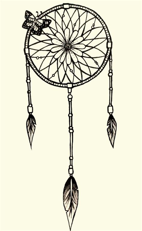 unique dreamcatcher tattoos simple catcher search ink