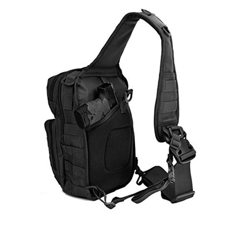 ccw sling pack small edc carry sling pack for ccw toolfanatic