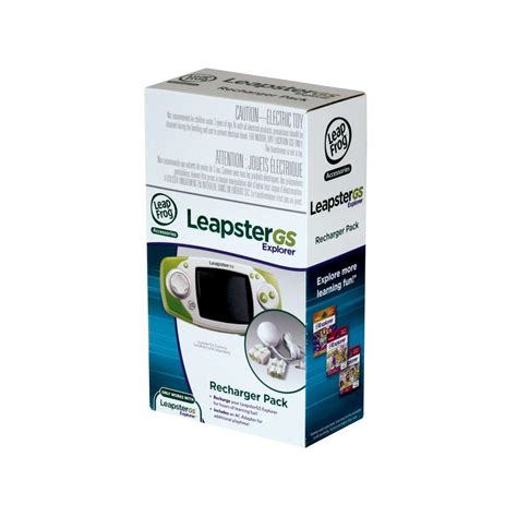 leappad 2 battery charger pack new leapfrog leapstergs explorer battery recharger ac kit