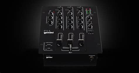 console gemini ps3 gemini dj ps3 audiofanzine