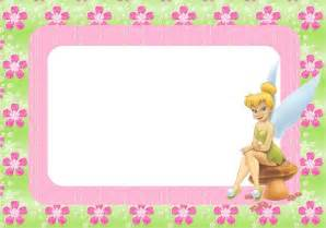 tinkerbell invitation cards for birthdays free tinkerbell invitations cards backgrounds and