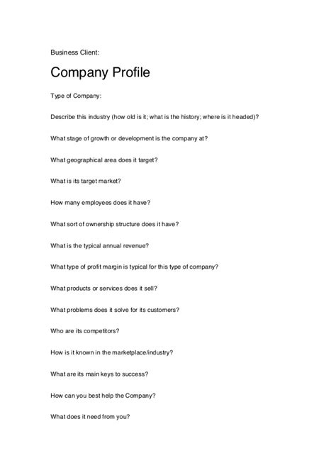 Ideal Client Profile Worksheet ideal client profile worksheet