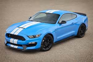 Ford Shelby New Pictures Of The 2017 Ford Shelby Gt350 Mustang