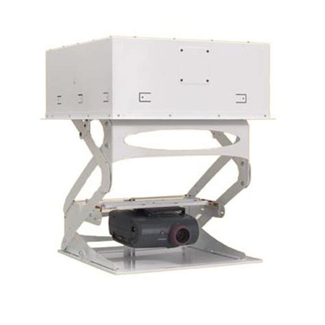 In Ceiling Projector Mount by Projector Ceiling Installation 171 Ceiling Systems