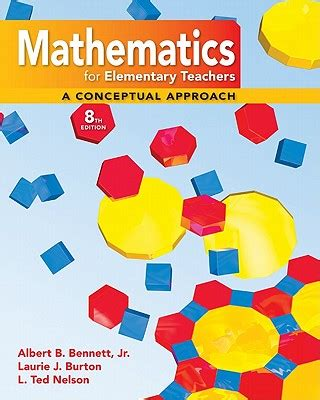 math for elementary teachers: a conceptual approach with