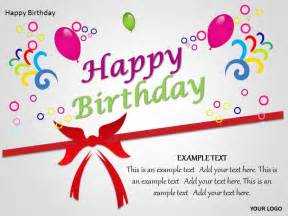 happy birthday templates happy birthday powerpoint template happy birthday ppt