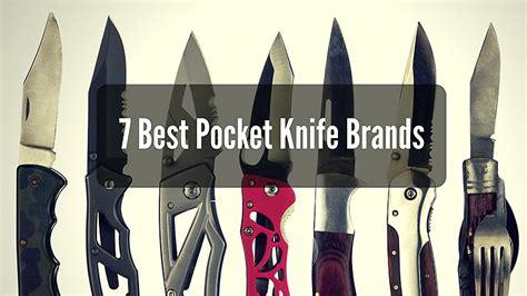 best knives brands best pocket knife brands you should consider to buy