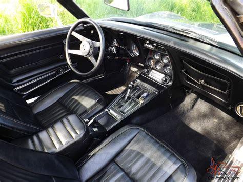 1976 chevrolet corvette stingray l 48 auto
