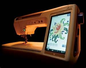 quattro 6000d sewing and embroidery machine
