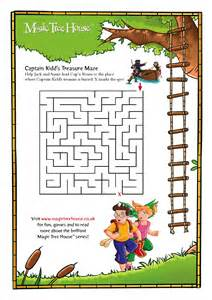free coloring pages of magic tree house series