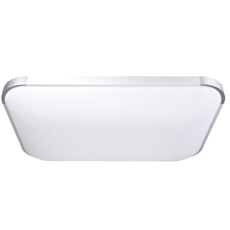 Flush Mount Led Ceiling Light Fixtures Led Ceiling Light Flush Mount Fixture L Bedroom Kitchen Lighting 24w 36w 48w Ebay